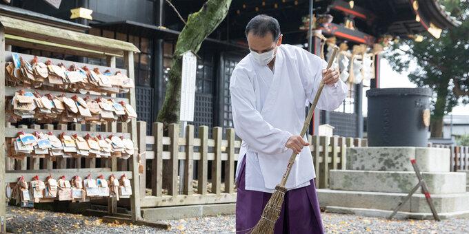 【Vol.03】玉前神社・伊藤康之神職|町の誇りであり心の拠りどころ