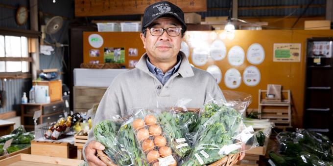 【Vol.09】菜鮮箱・大澤進|失敗があるから農業は楽しい