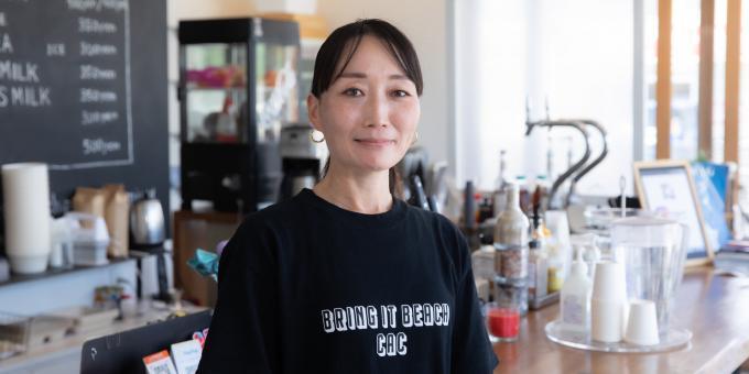 【Vol.11】CHICKEN AND CHIPS・中川友美|海と食で素敵な時間を過ごしてほしい