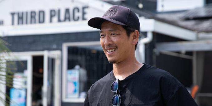 【Vol.12】pension THIRD PLACE・橋本敏宗|居心地の良い第三の場所であなたを待つ